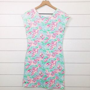Lilly Pulitzer • Lobstah Roll Westerly Dress XS